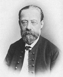 MYSLIVECKÉ OSOBNOSTI SVITAVSKÉHO REGIONU –  Bedřich Smetana